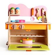 Doen alsof-spelletjes Toy Keuken Sets Speeltjes Meubilair Kinderen 1 Stuks