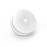 cheap Security & Safety-Xiaomi Mijia Gateway WiFi Alarm Host iOS Android Platform Indoor