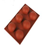 1 pcs Cozimento Bricolage / Decoração do bolo / Ferramenta baking Biscoito / Chocolate / Gelo / Cupcake / Pão / Bolo SiliconeMoldes de