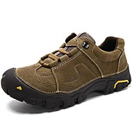 Χαμηλού Κόστους Παπούτσια για πεζοπορία-Ανδρικά Παπούτσια Νάπα Leather Άνοιξη Καλοκαίρι Φθινόπωρο Χειμώνας Ανατομικό Αθλητικά Παπούτσια Πεζοπορία για Αθλητικό Causal Work &