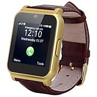 billige Smartklokker-Smartklokke Pedometere Sport Aktivitetsmonitor Søvnmonitor Finn min enhet Del med samfunn Samtalepåminnelse Bluetooth 4.0 Bluetooth 2.0