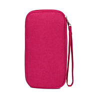 2-4 L Wallet Cell Phone Bag Toiletry Bag Wristlet Bag Waterproof Dry Bag Handbag Travel Organizer Pack PocketsYoga Leisure Sports