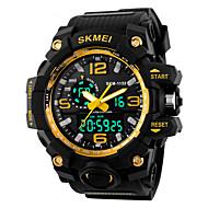 tanie Inteligentne zegarki-Inteligentny zegarek Wodoszczelny Długi czas czuwania Wielofunkcyjne Stoper Budzik Chronograf Kalendarz IR Nie Slot karty SIM