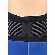 זול תמיכת ספורט-רצועת מתיחה חגורת מותניים תחבושות ל טיפוס ריצה מחנאות וטיולים יוניסקס מתכוונן מגן ספורט ניילון