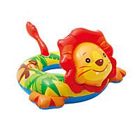 hesapli Havuz ve Su Eğlencesi-Donut Havuz Şamandıraları Oyuncaklar Aslan PVC Erkek Kadın's Parçalar