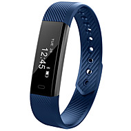 D115 Smartur Aktivitetstracker iOS AndroidVandafvisende Brændte kalorier Skridttællere Træningslog Sport Vækkeur Søvnmåler Stopur