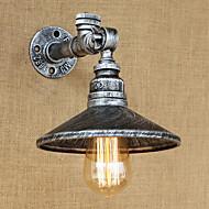 AC 110-130 AC 220-240 40 E26/E27 Kırsal/Köysel Ülke Retro Resim özellik for Mini Tarzı Ampul İçeriği,Ortam Işığı Duvar AplikleriDuvar