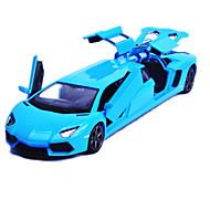 Auta na zadní natahování Autíčka Náklaďák Hračky Auto Kůň Kov Pieces Unisex Dárek
