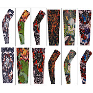 cheap Armwarmers & Legwarmers-Good Breathable Performance. Maintenance CareMachine Washable. Recommended to Hang Dry. Warm Noteavoid Sharp Objects Sleeve Scratch pls 6PCS
