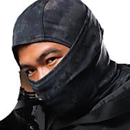 Unisexo Máscaras de Esqui Caça Esportes Relaxantes Á Prova-de-Pó Vestível Primavera Inverno Outono