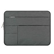 Manga impermeável impermeável multifunction do saco do caderno para o macbook air 11.6 / 13.3 macbook 12 macbook pro 13.3 / 15.4