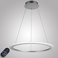 tanie -Okrągły Lampy widzące Światło rozproszone Galwanizowany Metal Akryl Przygaszanie, LED, Ściemnianie pilotem 110-120V / 220-240V Źródło światła LED w zestawie / LED zintegrowany