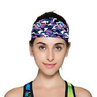 billige -Vendbar hue Kasket Dame Svedreducerende Bekvem for Yoga Fritidssport Løb Mode Elastin Terylene