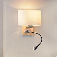 billige Vegglamper-Moderne / Nutidig Vegglamper Tre / Bambus Vegglampe 110-120V / 220-240V 40W