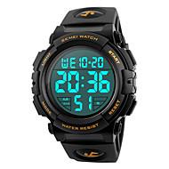 tanie Inteligentne zegarki-Inteligentny zegarek YY1258 na Długi czas czuwania / Wodoszczelny / Wielofunkcyjne Czasomierz / Stoper / Budzik / Chronograf / Kalendarz / > 480