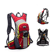 L Backpack for Leisure Sports Cycling/Bike Fitness Traveling Running Jogging Sports Bag Waterproof Rain-Proof Waterproof Zipper Wearable