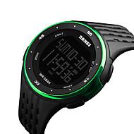 tanie Inteligentne zegarki-Inteligentny zegarek YY1219 na Długi czas czuwania / Wodoszczelny / Wielofunkcyjne Czasomierz / Stoper / Budzik / Chronograf / Kalendarz