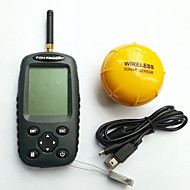 cheap Fishing-Fish Finder Other Classic LCD Wireless None Hard Plastic