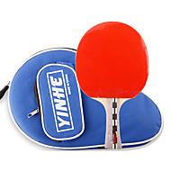 6 bodů Ping Pang/Stolní tenis Rakety Ping Pang Dřevo Dlohá rukojeť Pupínky