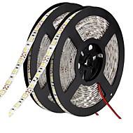 120W Гибкие светодиодные ленты 9000 DC12 10m 600 светодиоды Теплый белый белый красный желтый синий зеленый