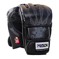 Boxovací rukavice Rukavice na boxovací pytel Boks Eğitim Eldivenlerİ pro Box Muay Thai Bez prstůZahřívací Prodyšné Odolné vůči šokům