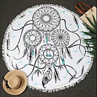 UimapyyheHerkkä tulostus Korkealaatuinen 100% polyesteri Pyyhe