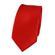 Per uomo Da serata / Da ufficio Cravatta Tinta unita