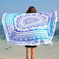 Frisse stijl Strandlaken,Reactieve Print Superieure kwaliteit 100% Polyester Handdoek