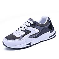 נשים-נעלי אתלטיקה-טול-נוחות--יומיומי-עקב שטוח
