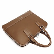 Women Shoulder Bag PU All Seasons Outdoor Brown