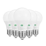 billige Globepærer med LED-YWXLIGHT® 5pcs 7W 600-700lm E26 / E27 LED-globepærer 14 LED perler SMD 2835 Dekorativ Varm hvit Hvit 100-240V