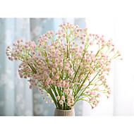 billiga Heminredning-Konstgjorda blommor 1 Gren Europeisk Stil Brudslöja Bordsblomma
