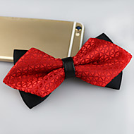 Men's Party / Work / Basic Bow Tie - Jacquard