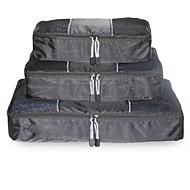 Luggage Organizer / Packing Organizer Toiletry Bag Waterproof Portable Travel Storage for Waterproof Portable Travel Storage Net Fabric