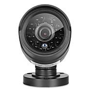 billige Overvåkningskameraer-Annke® 720p hd 1.0m holdbar hele sesong ip66 værbestandig kamera med ir night vison ccyv system