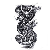 halpa -Tatuointitarrat Eläinsarja Non Toxic WaterproofNaisten Miesten Teini Flash Tattoo väliaikaiset tatuoinnit