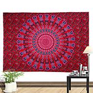 Wand-Dekor Polyester Moderne Rustikal Wandkunst,Wandteppiche von 1