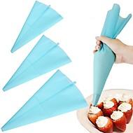 tanie Przybory do pieczenia-Narzędzia do pieczenia Silikonowy Ekologiczne Chleb / Tort / Cupcake Narzędzie do dekorowania
