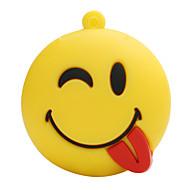 Hot ny tegneserie frække smiley ansigt usb2.0 16GB flashdrev u diskhukommelsestik