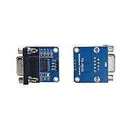 Max232c převodní čip rs232 na ttl převodník modul sériové desky (2ks)