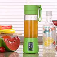 1PC Random Color Mini USB Electricize Portable Blender Mixer Mini Multi-function Household Extractor Juicer Baby Food