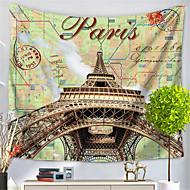 billige Veggdekor-Blomster Tema Veggdekor Polyester/ Polyamid Klassisk Veggkunst, Veggtepper Dekorasjon