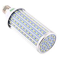 ywxlight® 60w e27 led mısır ışıkları 160 smd 5730 5850-5950 lm sıcak beyaz soğuk beyaz doğal beyaz dekoratif ac 110v / 220v 1pc