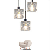 halpa -Moderni/nykyaikainen Kristalli LED suunnittelijat Riipus valot Tunnelmavalo Käyttötarkoitus Keittiö Ruokailuhuone Työhuone/toimisto Game