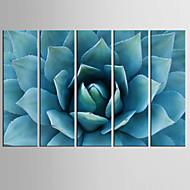 Sanat BaskısıBeş Panelli Dikey Boyama Duvar Dekor For Ev dekorasyonu