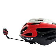 Bakspejl Spejl til cykelhjelm 360 graders flyvning Fleksibel Sikkerhed Til Vejcykel Mountain Bike Foldbare cykler Cykling Plastik Ferro Legering
