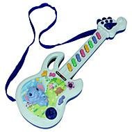Brinquedo Educativo Brinquedos Violino Retângular Plásticos Adorável Peças Unisexo Dom