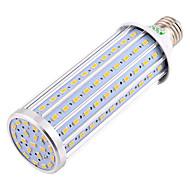 billige Kornpærer med LED-YWXLIGHT® 1pc 45W 4400-4500 lm E26/E27 LED-kornpærer T 140 leds SMD 5730 Dekorativ LED Lys Varm hvit Naturlig hvit AC 85-265V