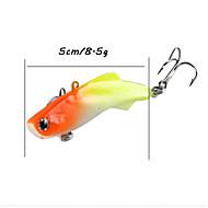 billiga Fiske-4 st Fisketillbehör Vibration Plast Lätt att använda Sjöfiske Spinnfiske Jiggfiske Färskvatten Fiske Generellt fiske Drag-fiske