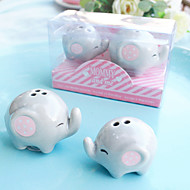 Ceramic Love Birds Salt and Pepper Shakers Set Baby Shower Favors